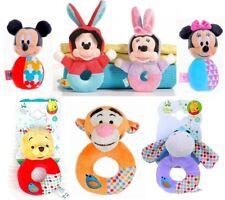 Posh Paws Disney Baby Minnie Mickey Mouse Winnie The Pooh Sonajero de Anillo 0 meses +
