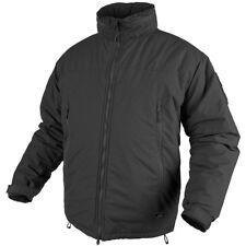 Helikon Level 7 Mens Extreme Winter Tactical Warm Hooded Padded Jacket Black