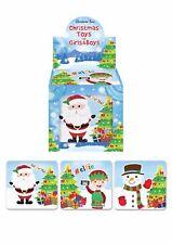 Pre-School Kids Christmas Jigsaw Puzzle Santa Elf Stocking Filler Toy Gift