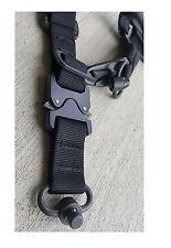 Savvy Sniper QUAD COBRA Buckle Sling w/ Dual QD & Hidden HK Snaphook - RH OR LH