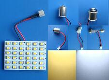 12V Dome Bulb 36-1210SMD LED White/Warm White+Adapter BA9S/921/Festoon/1156/1142