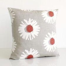 Scandinavian cushion cover, 100% cotton, Made in UK #DASP