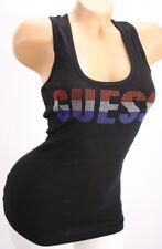GUESS Marciano Bling Logo Tank Top