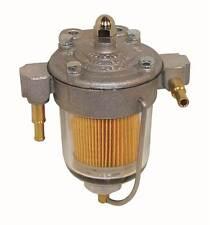 MALPASSI FILTER KING FUEL Regolatore di pressione 67mm ciotola vetro 6-8mm CODE