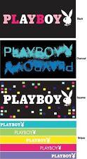 Genuine Lincensed PLAYBOY Bunny Logo Beach Bath Pool Towel - 4 Design Choice