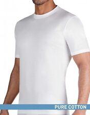 IMPETUS Pure Cotton UNTERHEMD halbarm Rundhalsausschnitt 1361001