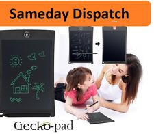 Gecko-Pad 21.6cm Électronique Digital LCD Bloc Note Tablette Dessin Graphiques