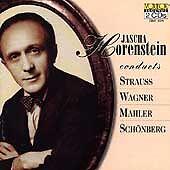 Jascha Horenstein Conducts Strauss, Wagner, Mahler, Schonberg, New Music