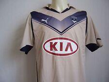 Maillot de Foot neuf Puma Girondins de Bordeaux  2010-2011 taille 12 ou 14ans
