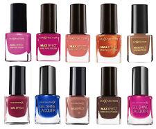 Max Factor Colour Effect Mini Nail Varnish - Choose Your Shade