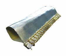 25mm ID Tempreflect Reflective Heat Shield Sleeving Sold Per Metre