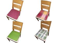 Stuhlkissen Softkissen Dekokissen Kissen Sitzkissen Sitz -  Polster Sitzplatte