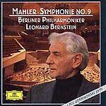 Mahler: Symphonie No. 9 (2 CD, Mar-1992, DG Deutsche Grammophon (USA))