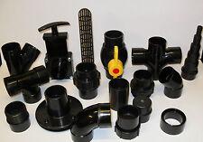 """1.5"""" tubo de soldadura solvente y Accesorios"""