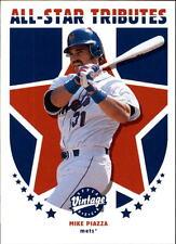 2001 Upper Deck Vintage Baseball Insert Singles (Pick Your Cards)