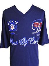 Schickes Designer Shirt T-shirt Herren  LAVECCHIA 3XL bis 7XL Übergrößen schwarz