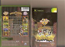 ANIMANIACS THE GREAT EDGAR HUNT XBOX/x box
