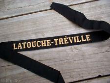 RUBAN LEGENDE MARINE :   LATOUCHE TREVILLE