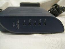 Terayon TJ 715X Fast High Speed Broadband Cable Modem w/ AC Adapter