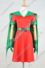 Batgirl Cosplay The First Bat-Girl Bette Kane Cosplay Costume Dress Halloween