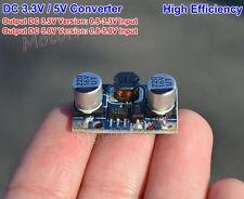 DC-DC 3.3V 5V Converter Low Voltage Step Up Boost Mini Power Supply Board Module