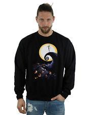 Disney Homme Nightmare Before Christmas Cemetery Sweat-Shirt