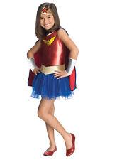 NEW Wonder Woman Tutu Child Costume
