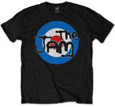 The Jam 'Target Logo' Soft Hand Ink T-Shirt - NEW & OFFICIAL!