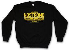 Uscss Nostromo II sweat-shirt-Alien weyland ripley prométhée sweat pull