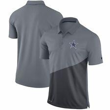 Dallas Cowboys Nike Stadium Performance Polo - Gray