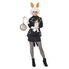 Womens The White Rabbit Alice in Wonderland Costume