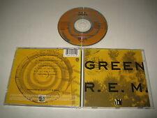 R.E.M./GREEN(WARNER BROS/CD 25795)CD ALBUM