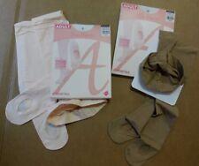 Convertible Dance Tights CH/Ladies Ballet Pink, Light Suntan, Coffee Dux brand