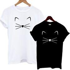 Kitty Kitten T Shirt Meow Crazy Cat Lady Fashion Tumblr Swag Dope Funny Feline