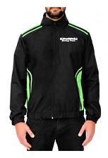 New Official Kawasaki Racing Rain Jacket  . 15 61514