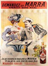 Vintage Advertisment Poster Demandez Un Marra WIA040 Print A4 A3 A2 A1