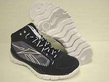 NEW Mens REEBOK SHOWDOWN SubLite Pro Rise Navy Blue V44511 SAMPLE Sneakers Shoes