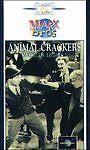 Animal Crackers. Matti da legare! (1930) VHS  CIC Video - NEW cellofanata