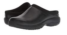 Merrell Encore Rexton Slide Leather AC+ Black Moc Slip-On Men's sizes 7-15 NIB