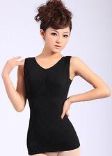 Abnehmen Kontrolle Cotton Curve Modell Body Shaper Tummy Control Weste 3 Farben