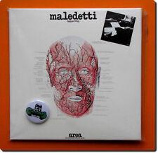 Area , Maledetti ( maudits )  (CD , P. Sleeve + Spilla)