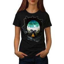 Lei ritiene Club DJ MUSICA Donne T-Shirt S-2XL Nuovo | wellcoda
