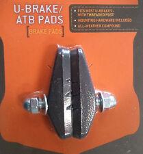 BIKE/BICYCLE CALIPER BRAKE PAD PADS SHOES BMX MTB