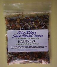 La felicidad a mano grano mezclado Incienso Pagano Wicca
