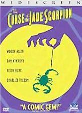 The Curse of the Jade Scorpion (DVD, 2002)