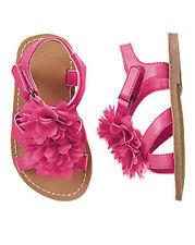 NWT GYMBOREE Desert Dreams Flower Sandals Shoes 4 5 6 7 8 9 10 Girls Toddler