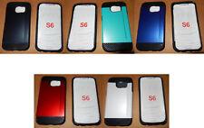Metallic Hybrid Cover for Samsung Galaxy S6