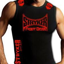 STRYKER FIGHT GEAR ADULT MMA MUSCLE SHIRT
