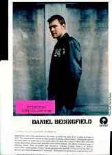 daniel bedingfield limited edition press kit