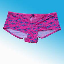 Microfibre Boxer Pink Cerise M L XL XXL 12 14 16 18